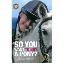 So You Want to Buy a Pony?